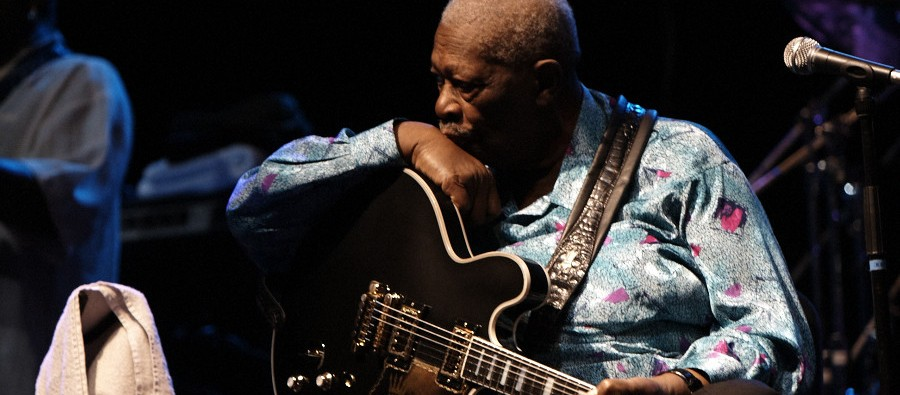 BB KING 9 JULY 2011
